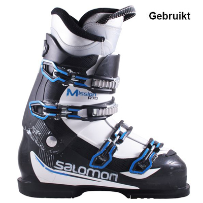 salomon mission r70 blauw